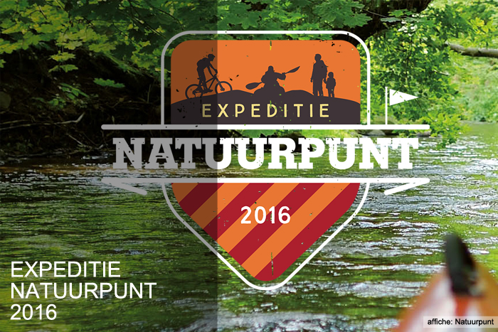 EXPEDITIE NATUURPUNT 2016